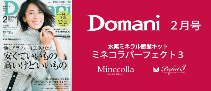 ミネコラHP Domani-2