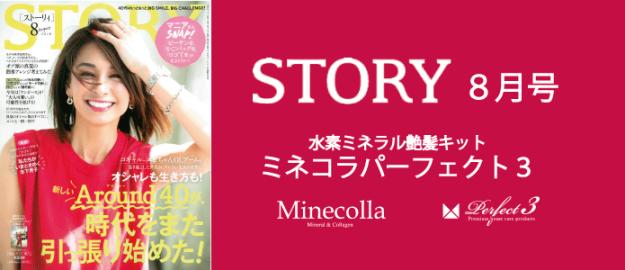 ミネコラHP STORY8